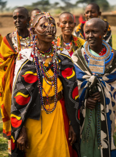 Maasai Song & Dance